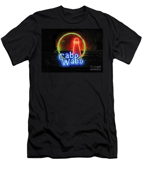 Cabo Wabo Men's T-Shirt (Athletic Fit)