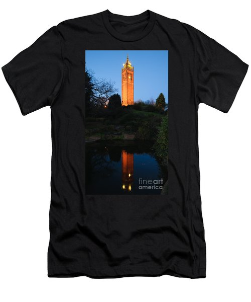 Cabot Tower, Bristol Men's T-Shirt (Athletic Fit)