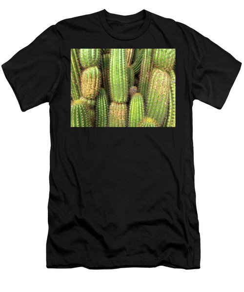Cactus City Men's T-Shirt (Athletic Fit)