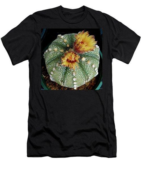 Cactus Flower 10 Men's T-Shirt (Athletic Fit)