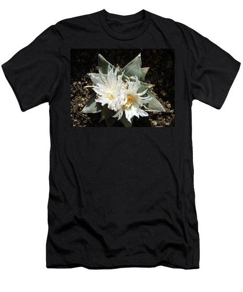 Cactus Flower 9 Men's T-Shirt (Athletic Fit)