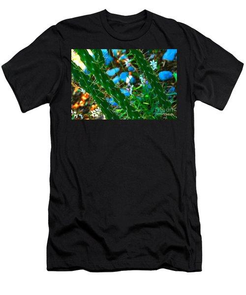 Cactus Garden Men's T-Shirt (Athletic Fit)