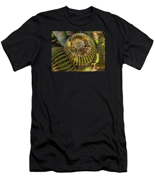 Cactus Sphere Men's T-Shirt (Athletic Fit)
