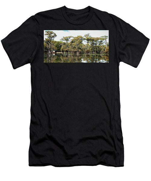 Caddo Bayou Men's T-Shirt (Athletic Fit)