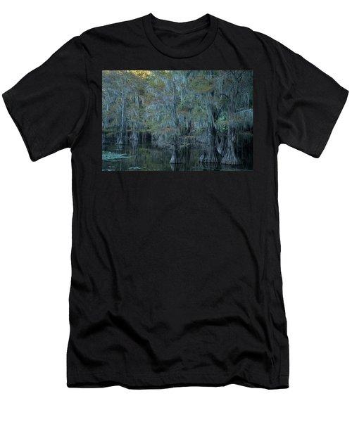 Caddo Lake #3 Men's T-Shirt (Athletic Fit)