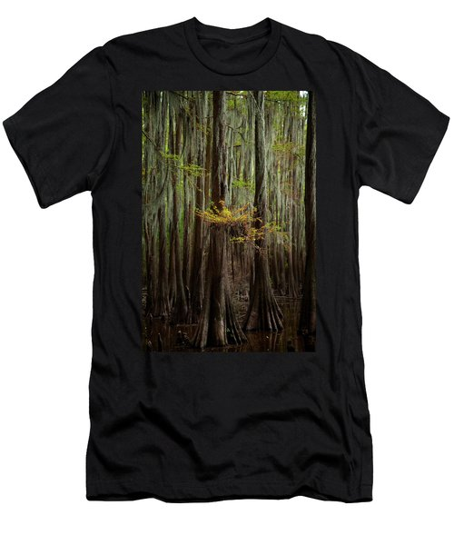 Caddo Lake #5 Men's T-Shirt (Athletic Fit)