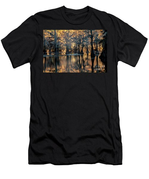 Caddo Lake Sunrise Men's T-Shirt (Athletic Fit)