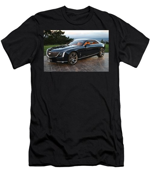 Cadillac Elmiraj Men's T-Shirt (Athletic Fit)