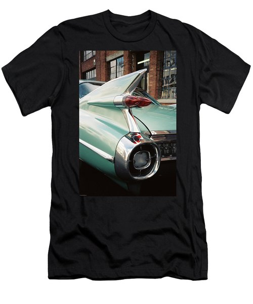 Cadillac Fins Men's T-Shirt (Athletic Fit)