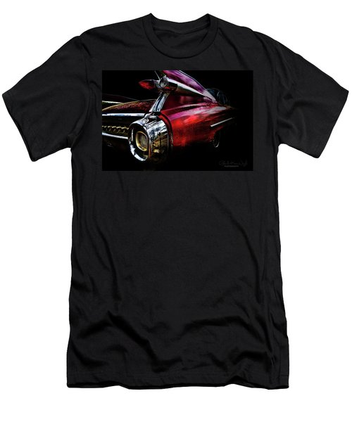 Cadillac Lines Men's T-Shirt (Athletic Fit)