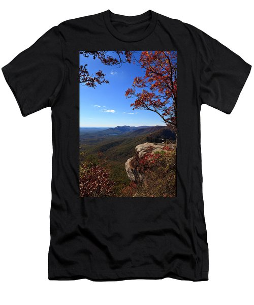 Caesars Head State Park In Upstate South Carolina Men's T-Shirt (Athletic Fit)