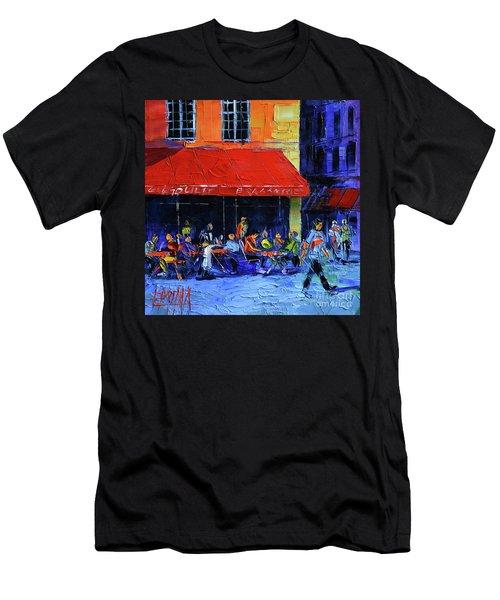 Cafe Gargouille Men's T-Shirt (Athletic Fit)