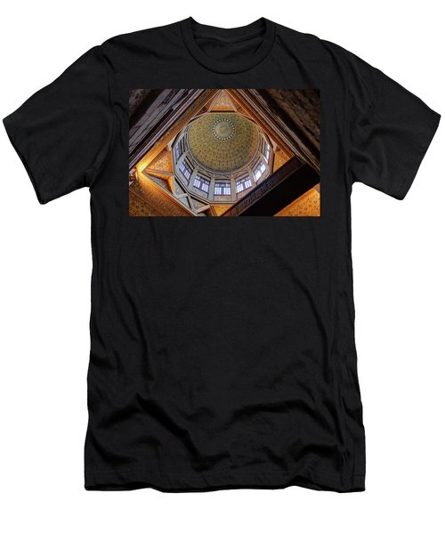 Cairo Nilometer Men's T-Shirt (Athletic Fit)