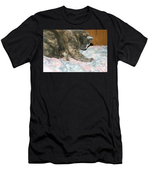 Cal-1 Men's T-Shirt (Athletic Fit)