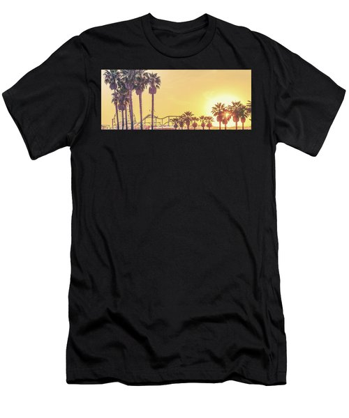 Men's T-Shirt (Athletic Fit) featuring the photograph Cali Vibes by Az Jackson