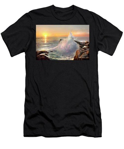 California Coast Men's T-Shirt (Athletic Fit)