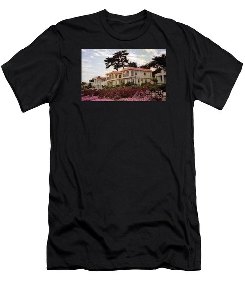 California Coastal Hotel Men's T-Shirt (Athletic Fit)