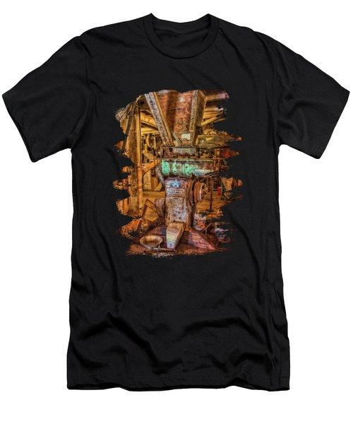California Pellet Mill Co Men's T-Shirt (Athletic Fit)