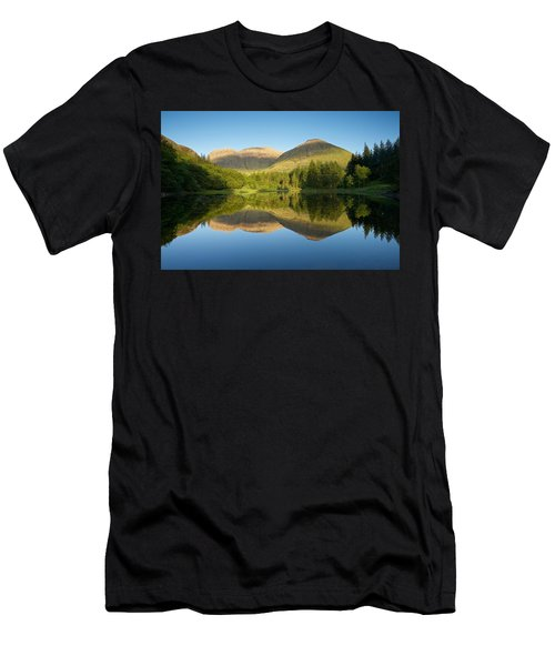 Californian Summer In Glencoe Men's T-Shirt (Athletic Fit)