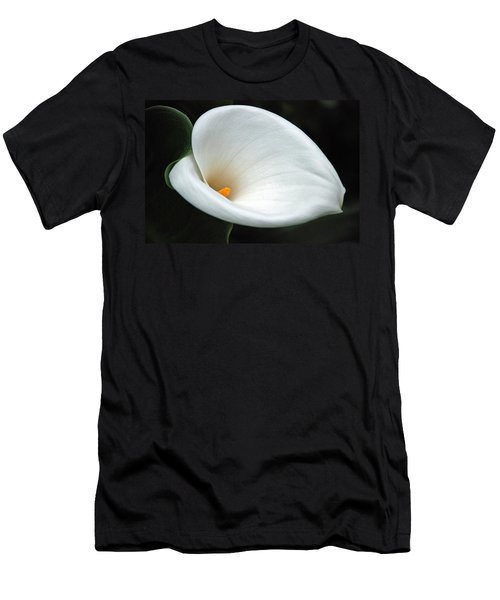 Calla Lilly  Men's T-Shirt (Athletic Fit)