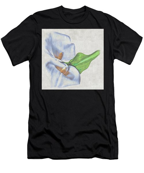 Calla Lily Men's T-Shirt (Athletic Fit)