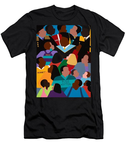 Called To Serve Inspiring Change Men's T-Shirt (Athletic Fit)
