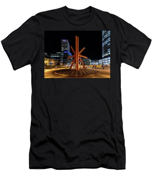 Calling After Sundown Men's T-Shirt (Athletic Fit)