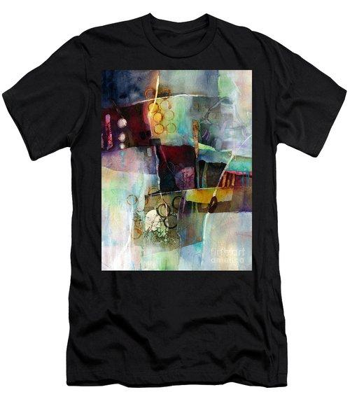 Calm Cascade Men's T-Shirt (Athletic Fit)
