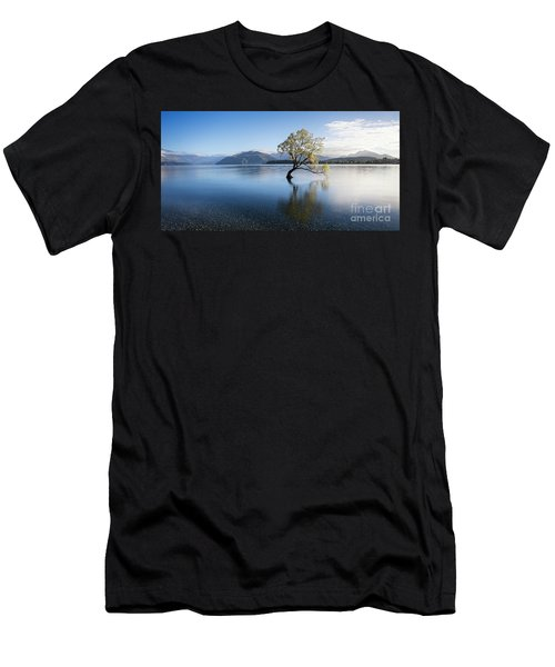 Calm Morning Men's T-Shirt (Athletic Fit)