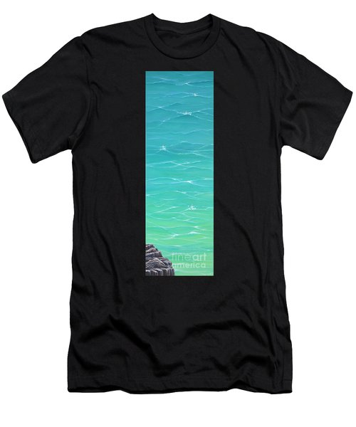 Calm Reflections II Men's T-Shirt (Athletic Fit)