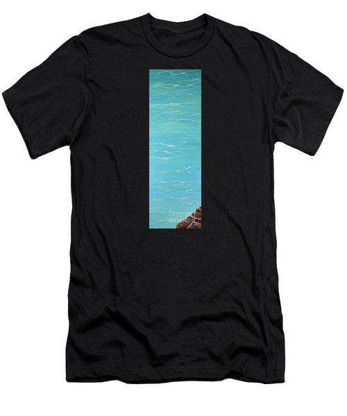 Calm Reflections Men's T-Shirt (Athletic Fit)