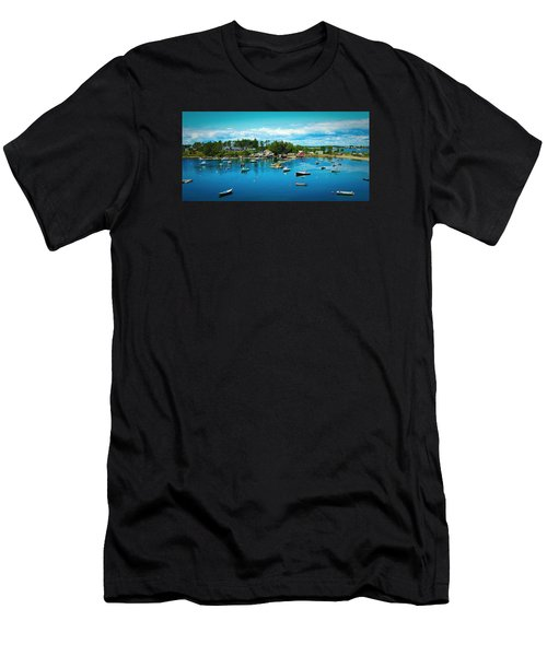 Calm Waters Men's T-Shirt (Athletic Fit)