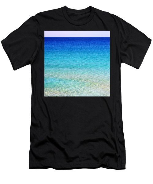 Men's T-Shirt (Athletic Fit) featuring the photograph Calm Waters by Marianna Mills