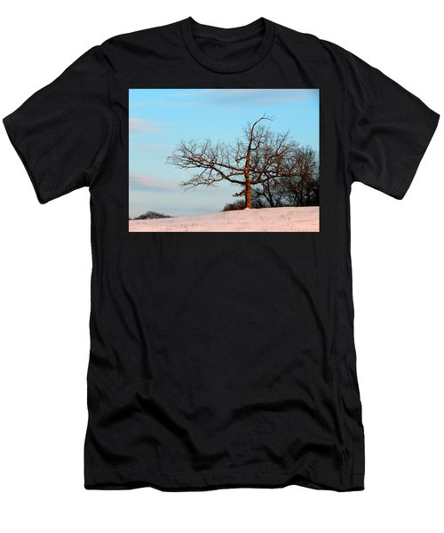 Calming Moments Men's T-Shirt (Athletic Fit)