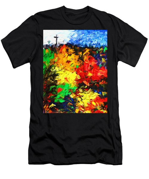 Calvary Hill Men's T-Shirt (Athletic Fit)