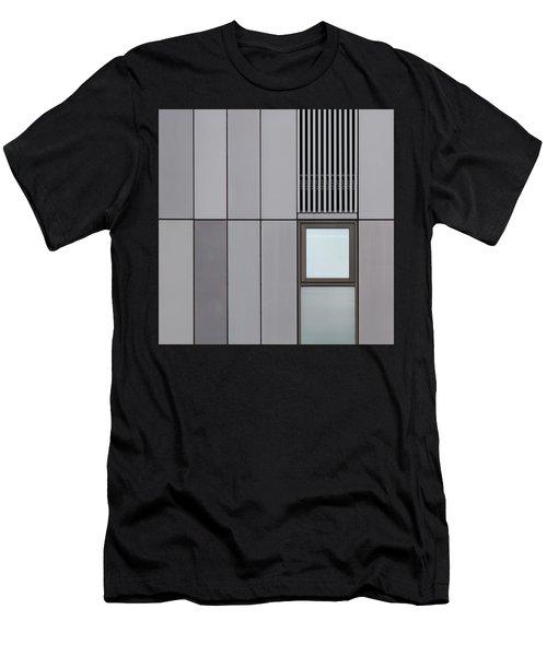 Cambridge Window Men's T-Shirt (Athletic Fit)