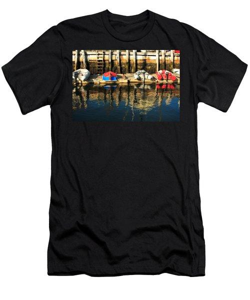 Camden Boats Men's T-Shirt (Athletic Fit)