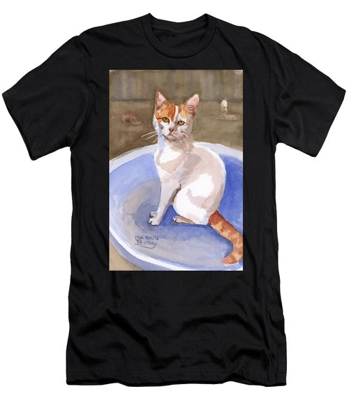 Camillia Men's T-Shirt (Athletic Fit)