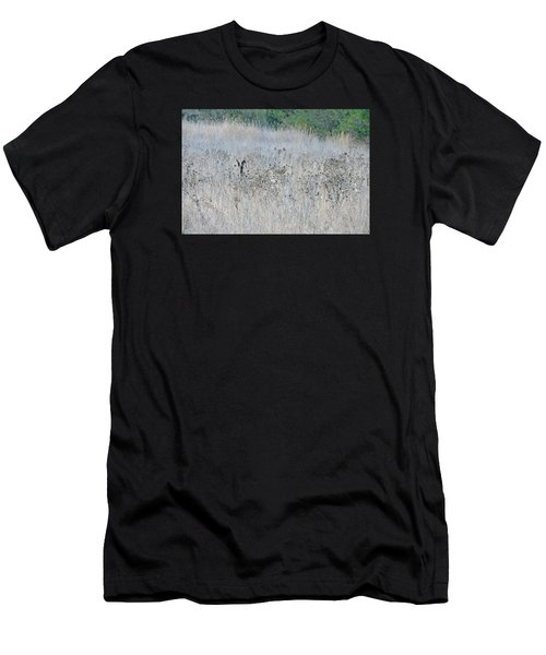 Camouflaged Men's T-Shirt (Athletic Fit)
