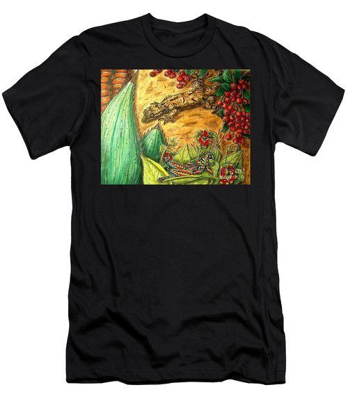 Camouflage...is It Working? Men's T-Shirt (Athletic Fit)