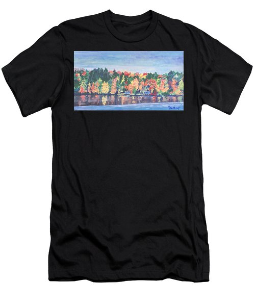 Camp Archbald At Ely Lake Men's T-Shirt (Athletic Fit)