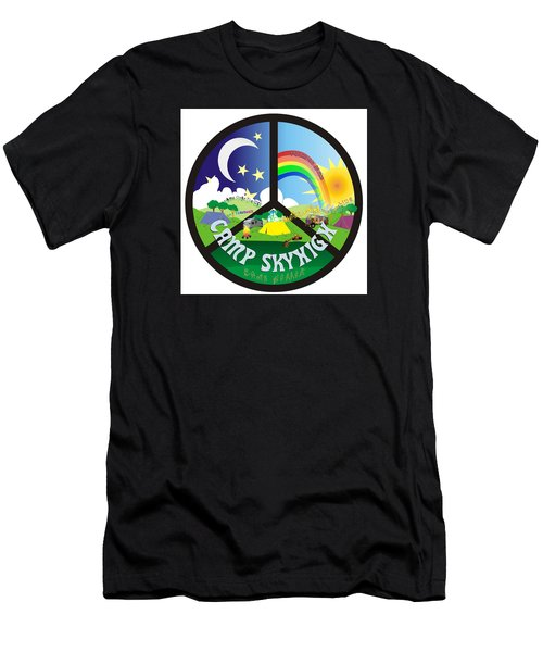 Camp Skyhigh Men's T-Shirt (Athletic Fit)
