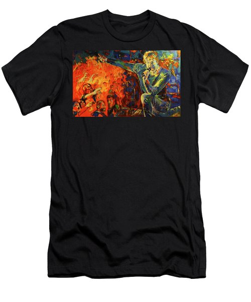 Campino Men's T-Shirt (Slim Fit) by Koro Arandia