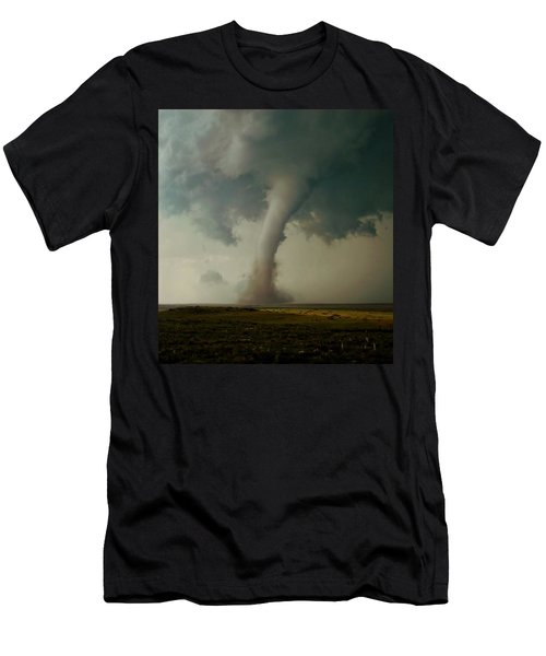 Campo Tornado Men's T-Shirt (Slim Fit) by Ed Sweeney