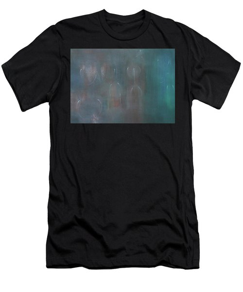 Can You Hear The News Of Tomorrow? Men's T-Shirt (Athletic Fit)
