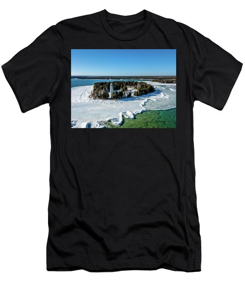 Cana Island Men's T-Shirt (Athletic Fit)