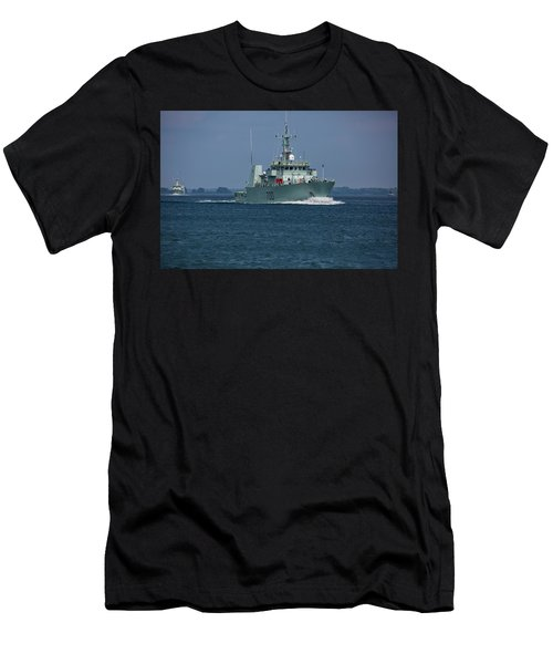 Canadian Navy's Kingston Men's T-Shirt (Athletic Fit)