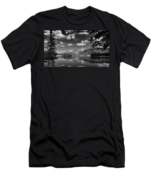 Canadian Rockies No. 4-2 Men's T-Shirt (Athletic Fit)