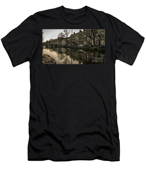 Canal House Reflections Men's T-Shirt (Athletic Fit)