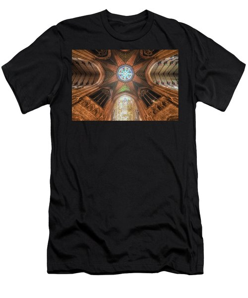 Candlemas - Octagon Men's T-Shirt (Athletic Fit)